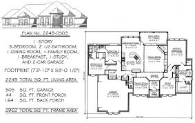 Print Floor Plan All Plans  House Plans  228172200 Sq Ft House Plans