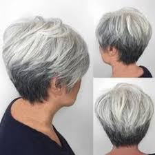 Coupe Cheveux Blancs Femme 60 Ans Belle Coupe Cheveux Courts