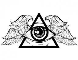 Boží Oko Tetování