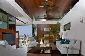 false ceiling for living room with fan and sofa furniture sets