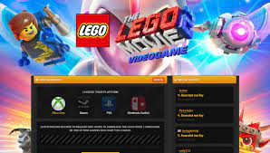 Lego Movie Game Pc Download - dwnloadopia