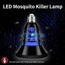 Anti Mosquito Killer Lamp Usb E27 Led Electronic Insect Fly Muggen