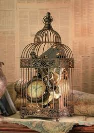 What to put in a decorative bird cage. 46 Cool Bird Cages Decor Ideas Decorating Ideas Bird Cage Decor Bird Cages Vintage Home Decor