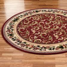 inspiration round rug 8 round
