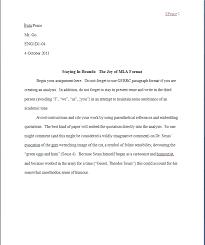 Writing An Essay In Mla Format Floridaframeandart Com Beautiful Mla Format Template Mla Format