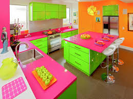 Lime Green Kitchen Appliances Kitchen Contemporary Green Kitchen Ideas For Inspirational With