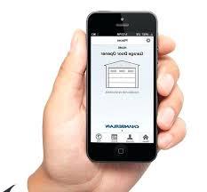iphone garage door opener garage door opener stylish on exterior throughout nice genie app 1 remote iphone garage door opener