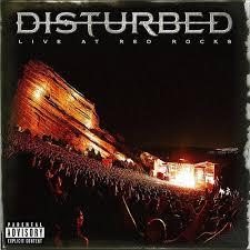 Disturbed - <b>Disturbed</b> - <b>Live At</b> Red Rocks | Vintage Vinyl
