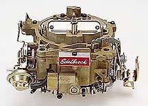 Edelbrock Q Jet Carburetors
