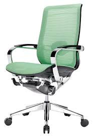 modern ergonomic office chair. Modern Office Chairs Mesh In Light Mint Green With Stainless Arms And Black Ergonomic Chair D