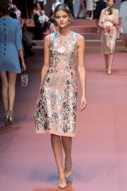 Dolce Gabbana Look 7 her dresses skirts Pinterest Runway.