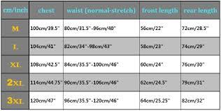 Moncler Vest Size Chart