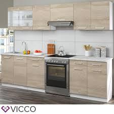 Vicco Küche Raul Küchenzeile Küchenblock Einbauküche Real