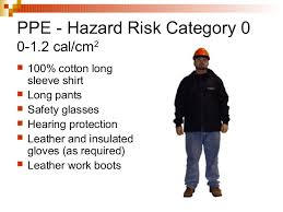 Nfpa 70e Hazard Risk Category Level Chart Electrical Safety Training By Isri