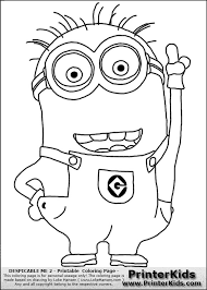 Small Picture 13 best Minions images on Pinterest Coloring pages Adult