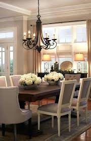 bronze dining room chandelier small images of off centered light