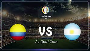 موعد مباراة الأرجنتين وكولومبيا في كأس كوبا أمريكا 2021