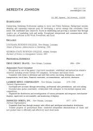 5 Resume Opening Statement Examples Malawi Research