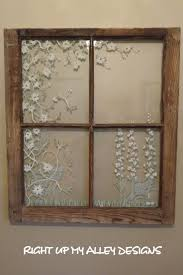 Decorate Old Windows 118 Best Old Painted Windows By Right Up My Alley Designs Images