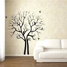 maple tree wall decal white leather sofa tree stencil for wall mural simple wall  decor ideas