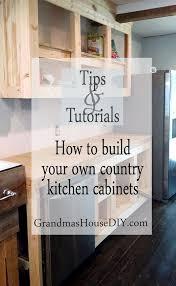 Make Your Own Kitchen Cabinet Doors Mdf - Trendyexaminer