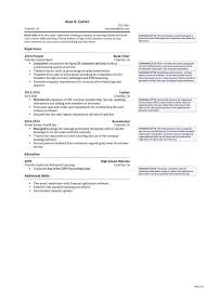 Teller Resume Samples Bank Teller Responsibilities Resume Bank ...