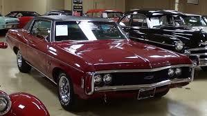 1969 Chevrolet Impala Custom Coupe Five-Speed - YouTube