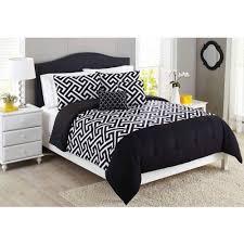 better homes and gardens 5 piece greek key bedding comforter set