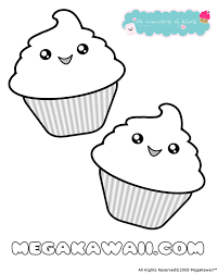 Small Picture Coloring Books Cute Cupcake Coloring Pages Fresh In Design Picture