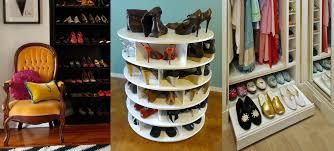 Various Shoe Storage Ideas