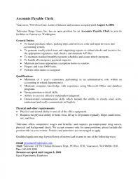 Postal Clerk Resume Sample Mailroom job description brilliant ideas of excellent clerk resume 38