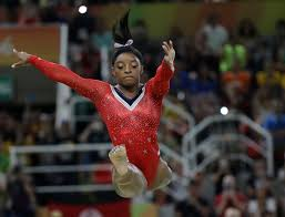 simone biles wows at rio olympics with four gymnastics golds the