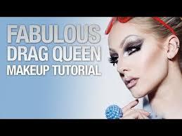 fabulous drag queen makeup tutorial you
