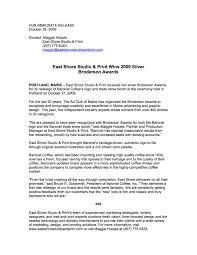 Format Press Release Zoro Creostories Co