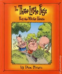three little pigs the white house hc 2004 1 1st