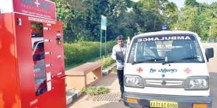 First Aid Vending Machine Unique More Firstaid Vending Machines May Be Installed The New Indian Express