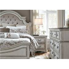 antique white bedroom sets. Niels Panel Configurable Bedroom Set Antique White Bedroom Sets I