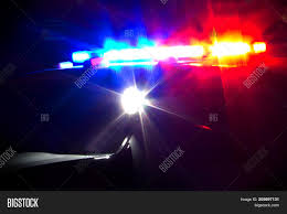 Why Are Police Lights Red And Blue Red Blue Emergency Image Photo Free Trial Bigstock
