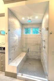 wood tile shower ceramic wood look tile shower walls