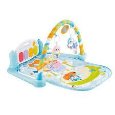 NICEXMAS <b>Baby Activity Gym Playmat</b> with Piano Newborn Play ...
