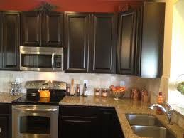 espresso paint for kitchen cabinets
