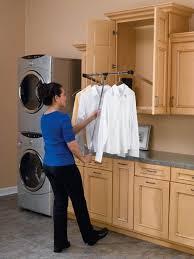 pull down closet organizer wardrobe