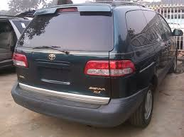 2000 Toyota Sienna – pictures, information and specs - Auto ...