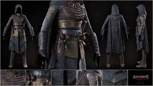 Assassins Creed Costume Pattern Gorgeous Assassin's Creed Movie Close Up With Maria's Assassin Costume