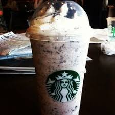 oreo frapuccino this is super simple to order just ask for a double chocolate