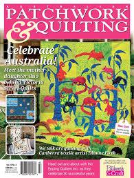 13 best Australian Patchwork & Quilting Magazine images on ... & Australian Patchwork & Quilting Vol 23 No 4, on sale Dec 2013. Celebrate  Australia Adamdwight.com