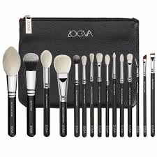 ihambing ang pinakabagong clic professional 15pcs makeup brush set brushes foundation brush eye shadow brush blush brush lip brush