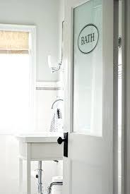 frosted glass bathroom door frosted glass door frosted glass bath doors