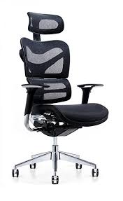ergonomic office chairs. Poly And Bark Inverness Ergonomic Office Chair In Mesh, Black Ergonomic Office Chairs O