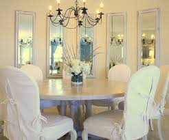 decorating with multiple mirrors